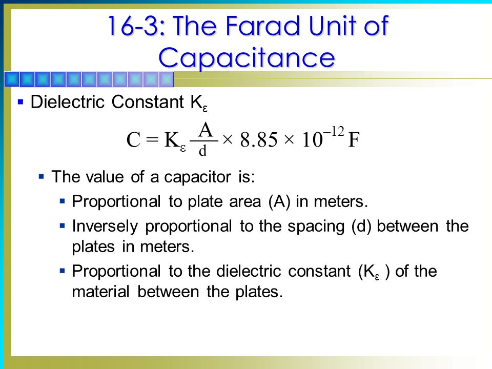 dielectric constant of paper Character of the dielectric material (called dielectric constant,ε ) with the capacitance is a simple, ie d a c r 0 εε = hence several experiments are being done to determine the dielectric constant of a solid dielectric [1, 2 3, 4, 5, 6 , 7, 8, 9, 10] most of these use thin sheet/s of paper as the dielectric material.