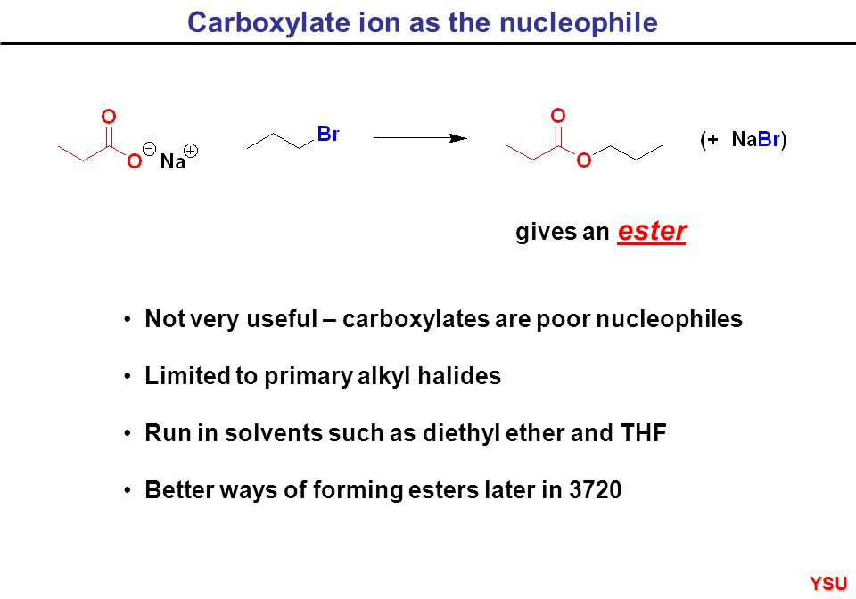 Chapter 8 - Nucleophilic Substitution at sp3 C - ppt video online download