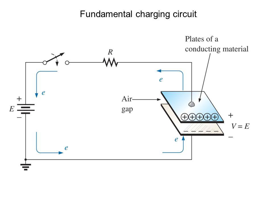Fundamental charging circuit.