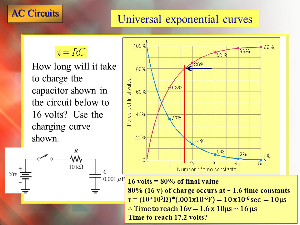 Universal exponential curves