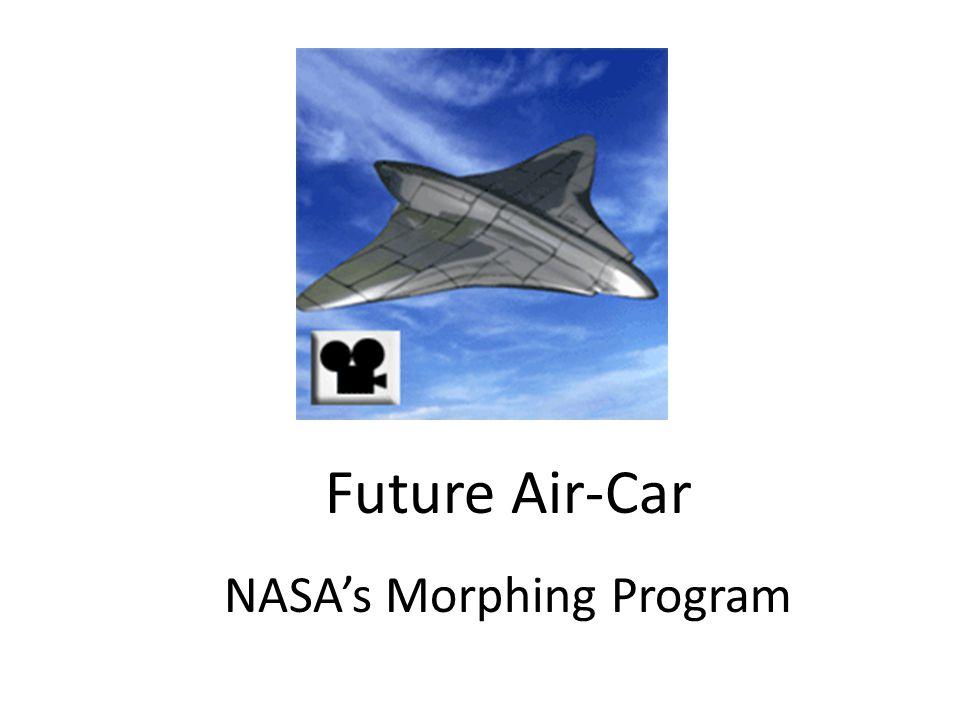 NASA's Morphing Program