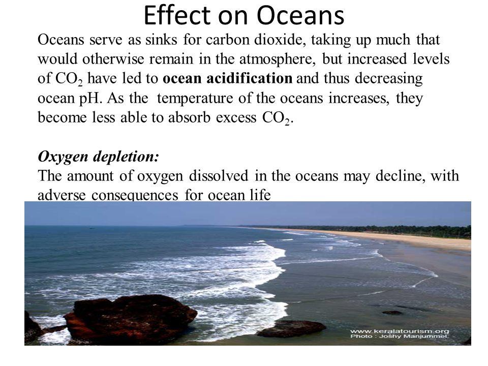 Effect on Oceans