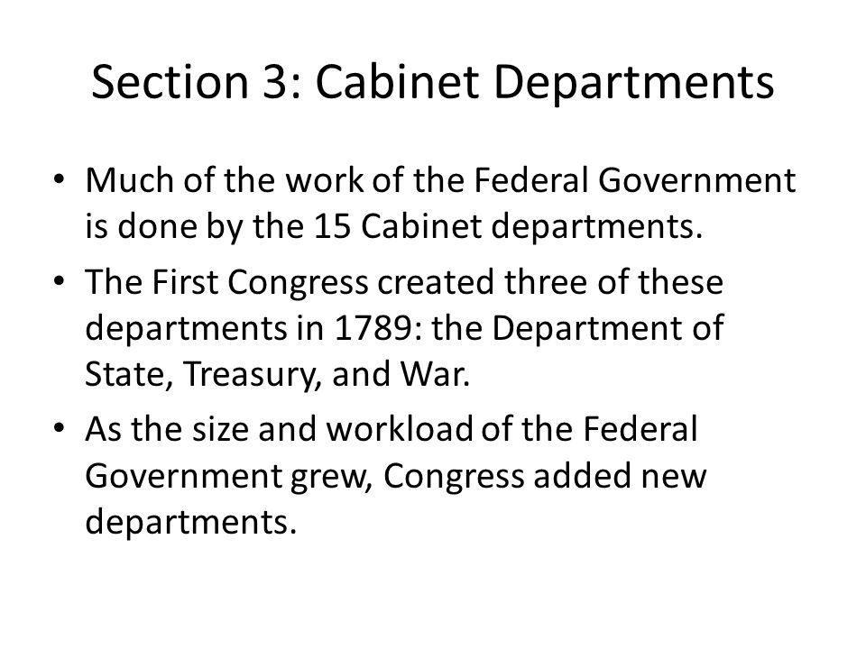 Chapter 15: Government at Work: The Bureaucracy - ppt download