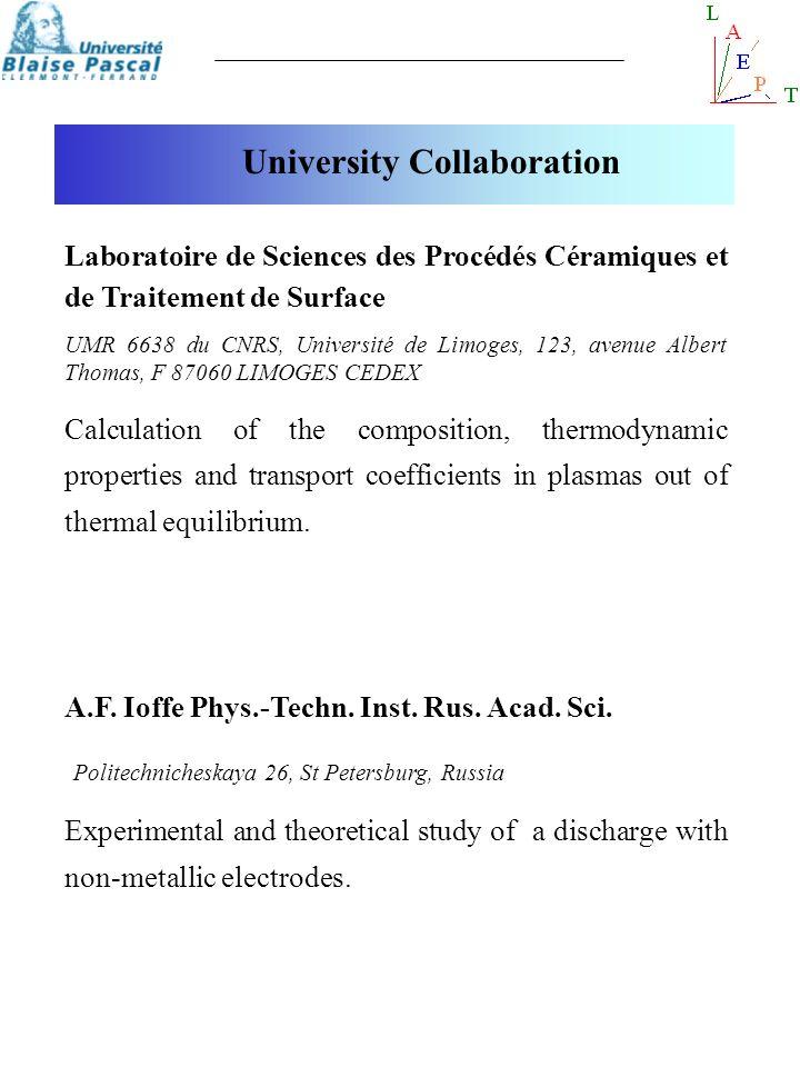 University Collaboration