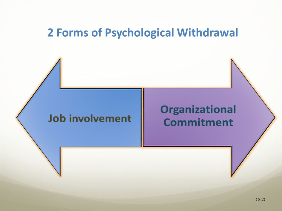 the importance of job satisfaction and organizational commitment for employee retention 2015-03-23 job satisfaction is increasingly becoming important in the workplace employers now recognise that the happier their employees are, the better will be.