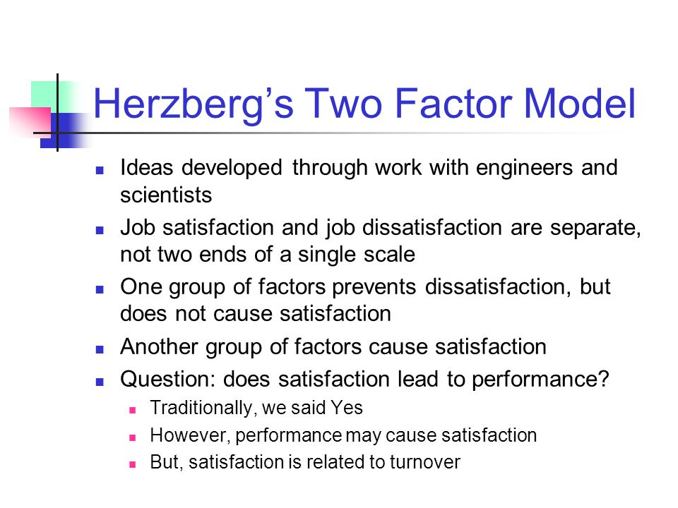 component of the group performance satisfaction model Can be represented by performance and satisfaction (see hackman and morris   effectiveness has three components: group perform- ance, satisfaction of.