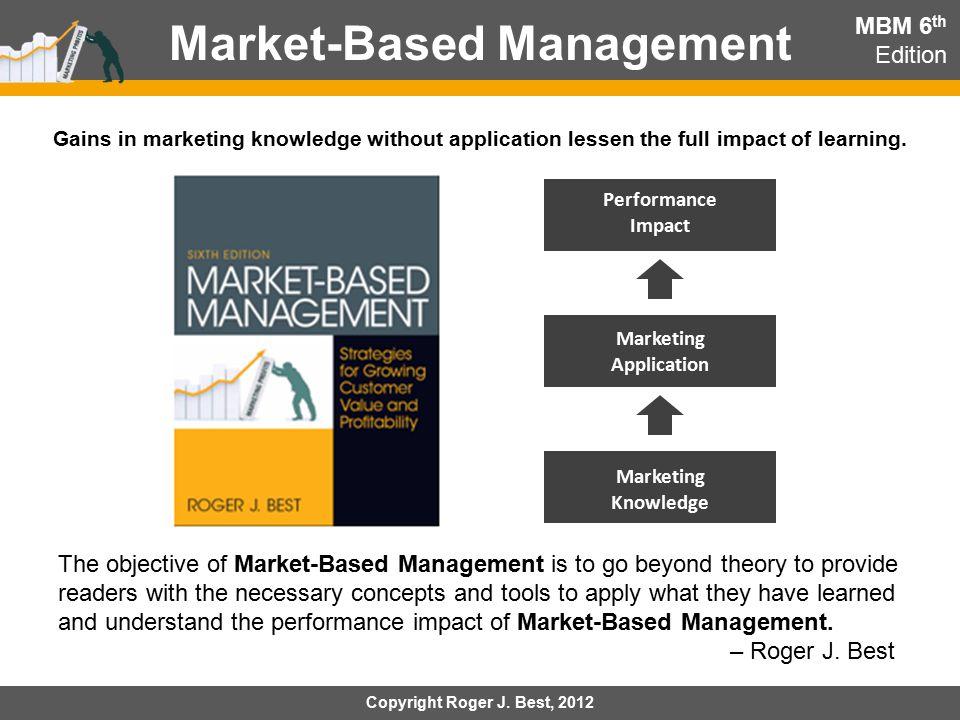 market based management 6th edition pdf