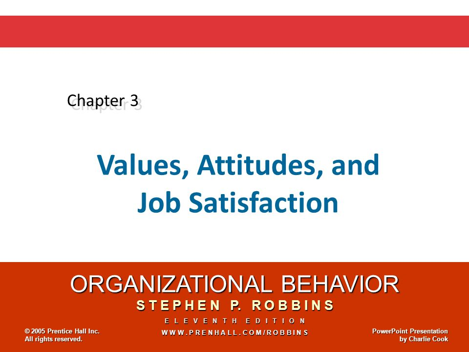 attitude and job satisfaction ppt What are the major job attitudes job satisfaction – a positive feeling about the job microsoft powerpoint - robbins_ob14_ppt_03ppt [uyumluluk modu].