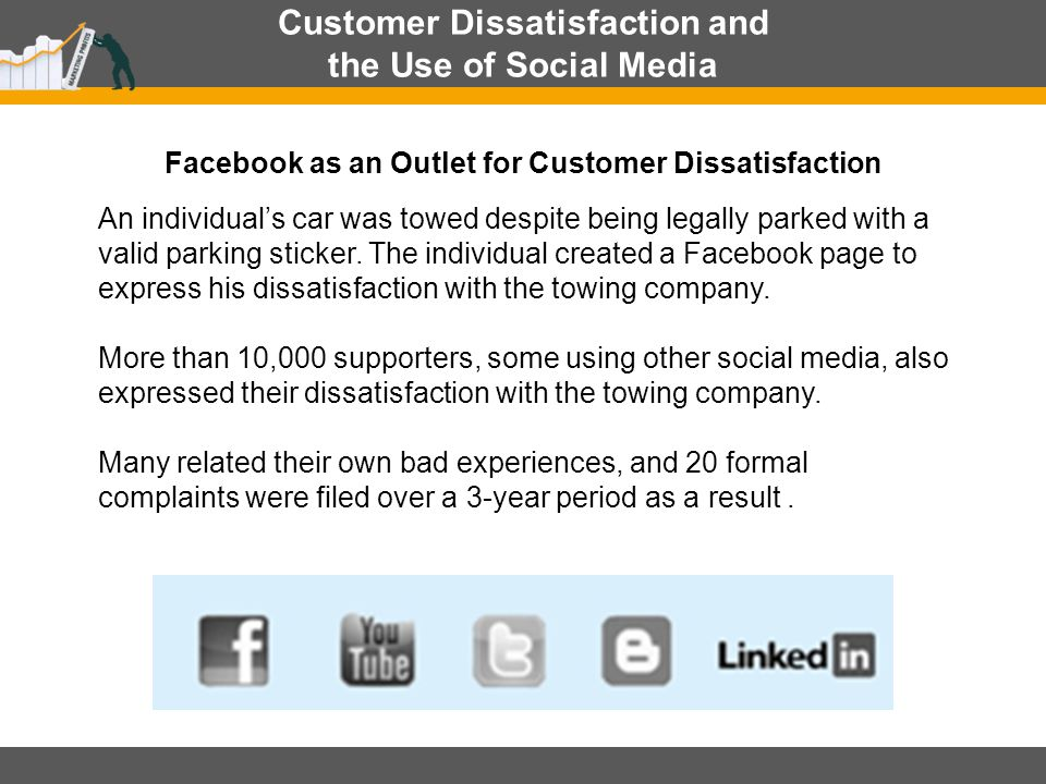 social media and dissatisfaction of customers Youtube was also utilised to help communicate to customers, media and the australian public during the ash cloud crisis  a keen social media observer also wrote a blog post comparing the use of social media by qantas.