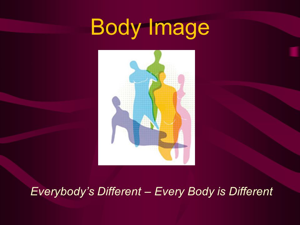 a21cf01d844 Everybody s Different – Every Body is Different - ppt video online ...