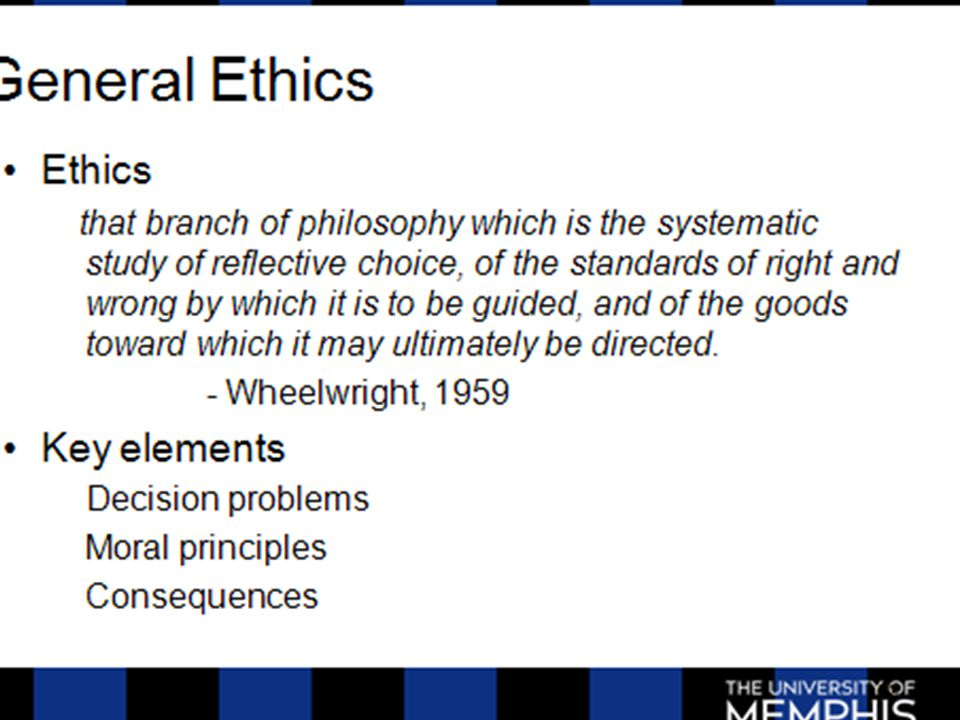 the definition of business ethics A history of business ethics, focusing on ethics in business, business ethics as an academic field and a movement.