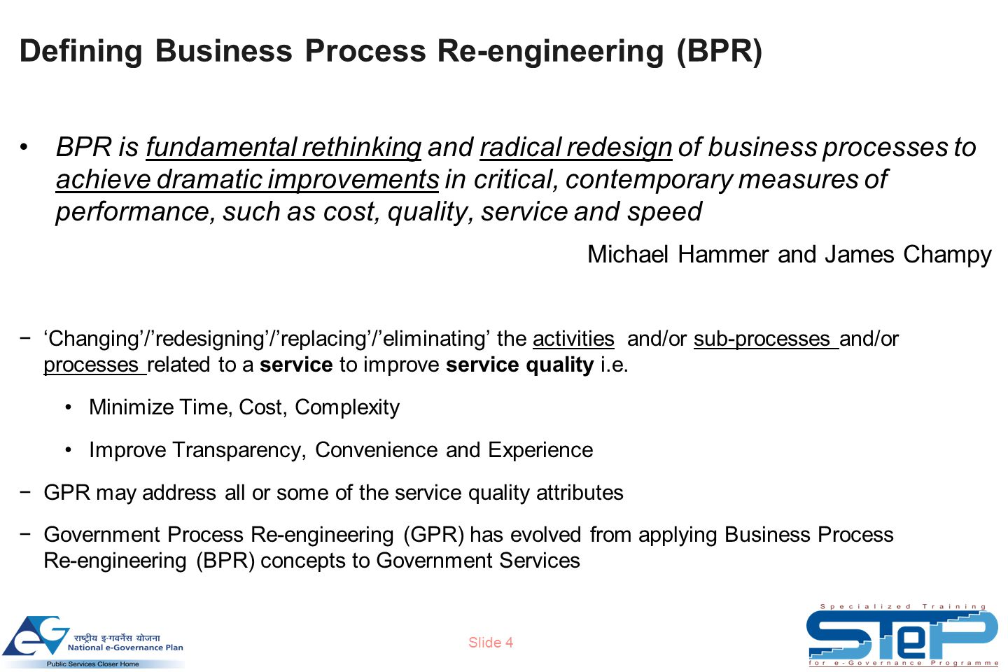 Pdf business process reengineering