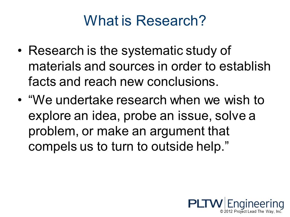 Help with introduction to research paper