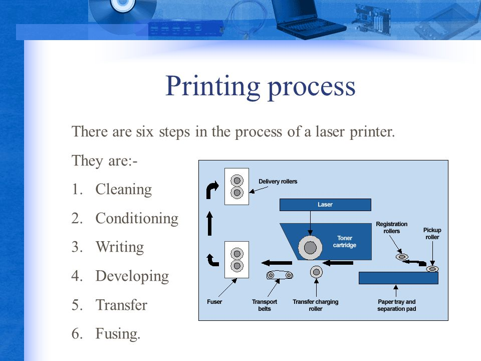 Laser Printers Ppt Video Online Download