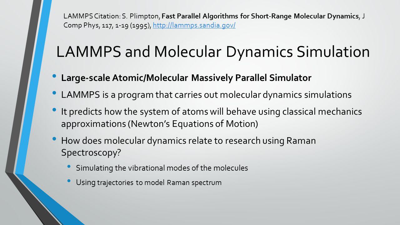 molecular dynamics simulations phd thesis Pdf (alberto leonardi's phd thesis - isbn 978-88-8443-455-5)  atomistic  simulations based on molecular dynamics (md) were used to.