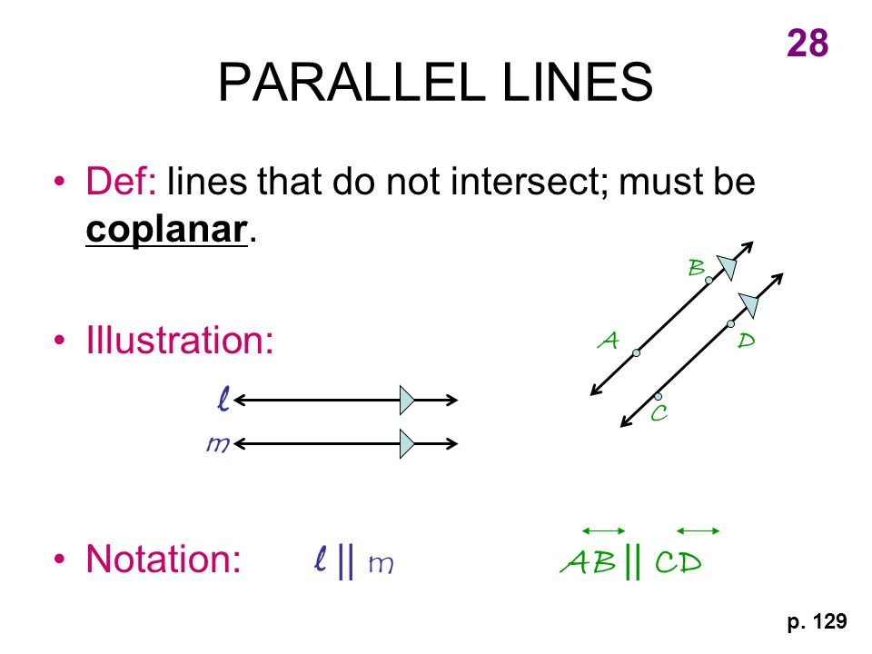 how to tell if two lines are skew