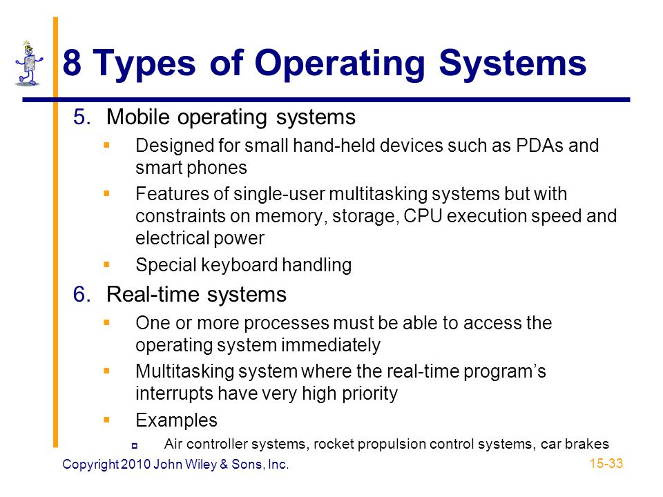 types of mobile operating system os If you're in the market for a new smartphone, you might be wondering about the  different operating systems to help you choose the right one for your needs,.