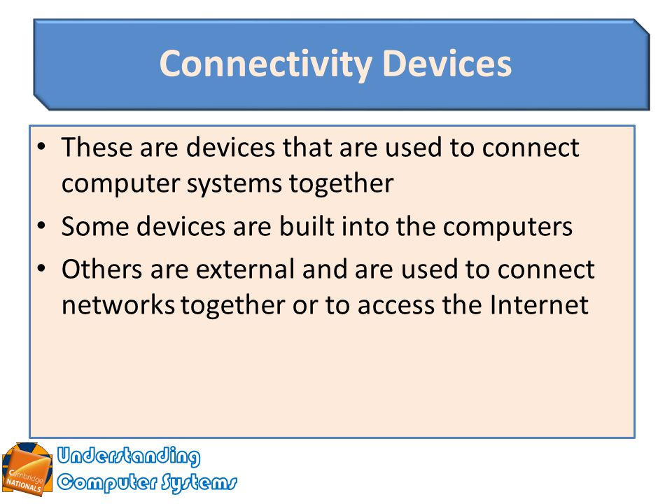 how to connect computers together