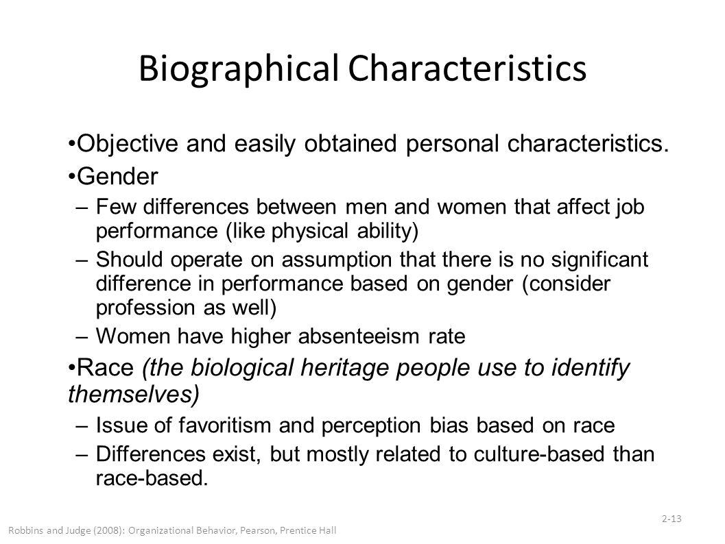 organisational behaviour gender and communication