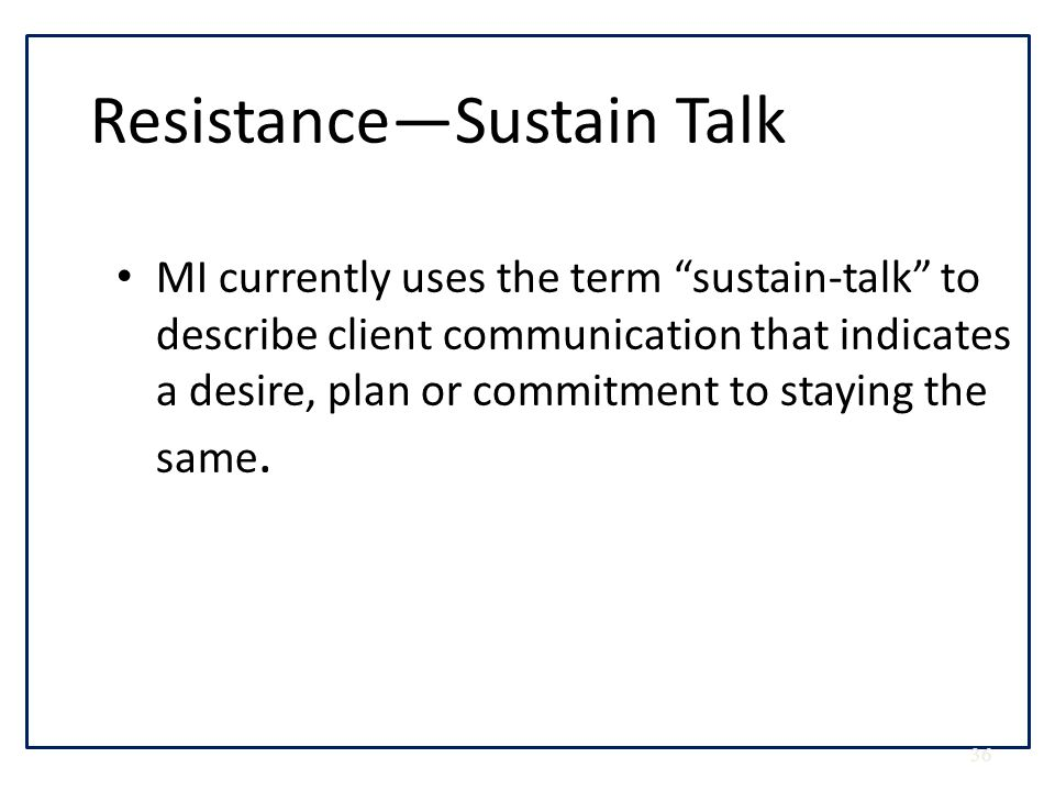client resistance and you Understanding and managing client resistance: letting go to gain control  clifton mitchell, phd how you conceptualize client resistance determines to a.