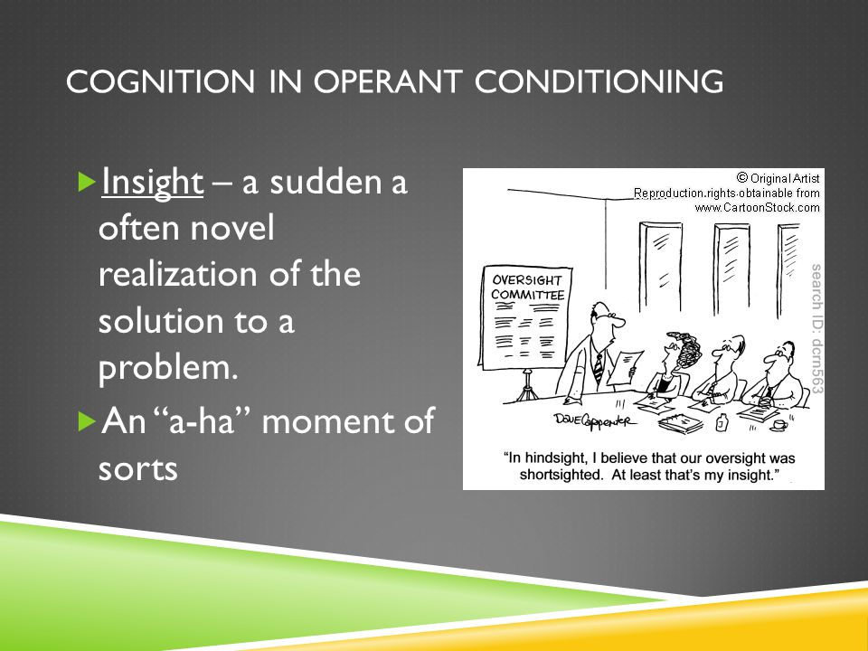 classical conditioning operant conditioning and observational Operant conditioning is different to classical conditioning as described by pavlov in that a desirable behaviour is reinforced and an undesirable behaviour, punished it is a highly specialised form of learning known as instrumental learning and is used in many contexts including good parenting and even training animals.