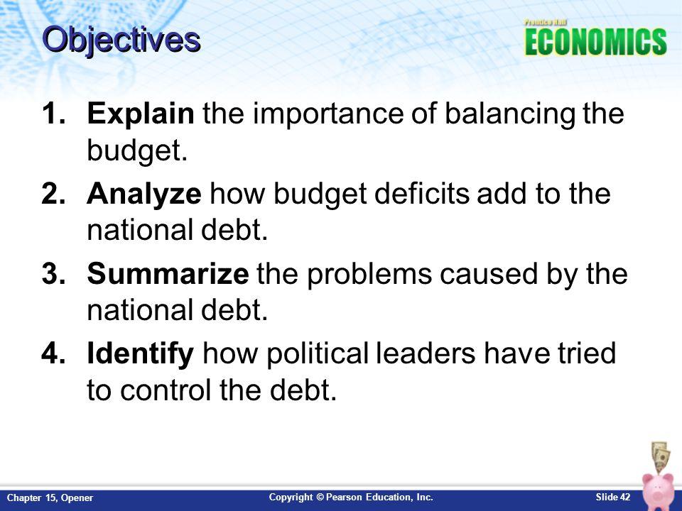 how to explain a nonprofit budget deficit