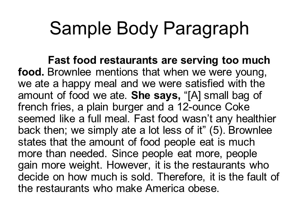 fast food argumentative essay labor relations specialist cover letter