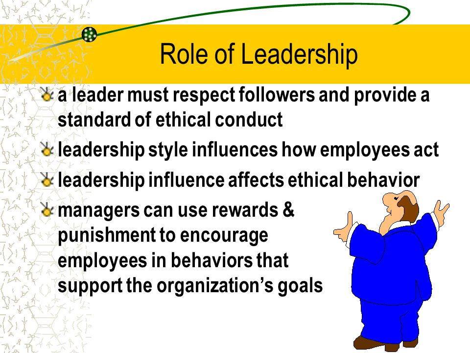 ethical behavior and its influence on decision making Shape ethical decision making  in the domain of ethical behavior,  chapter 4 managerial ethics and corporate social responsibility.