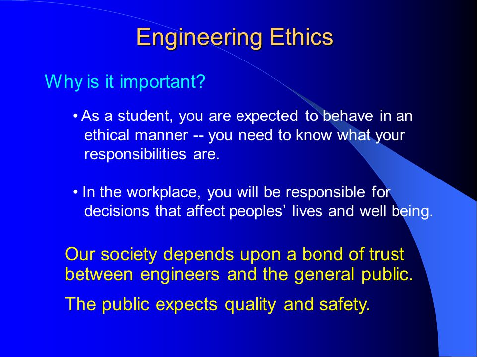 5 engineering - Computer Engineering Responsibilities
