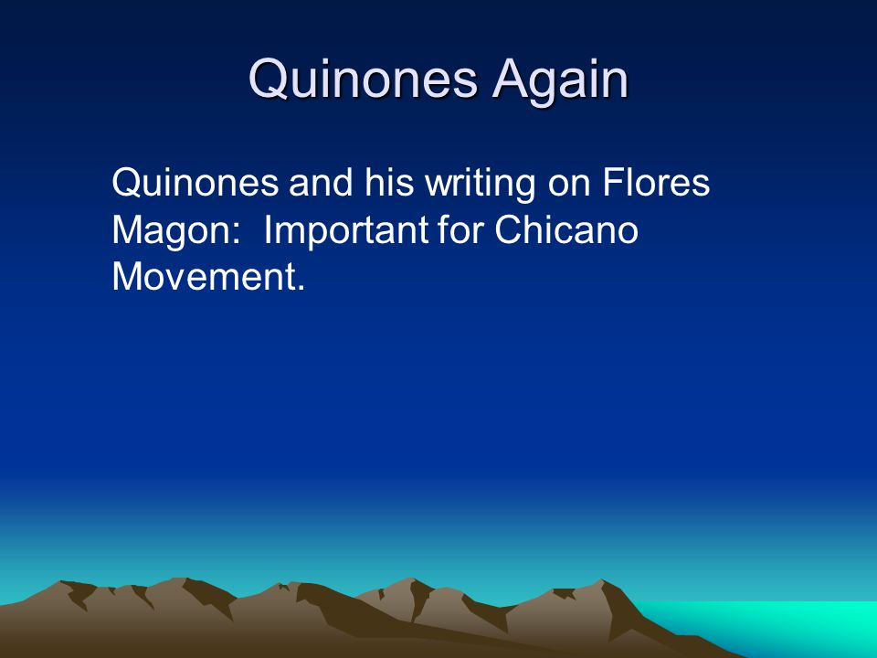 chicanos essay Chicano studies essaysthe daily political and social struggles of the chicano movement in the 60's and 70's greatly impacted the forms of politics, education and civil rights for chicanos all over the united states.