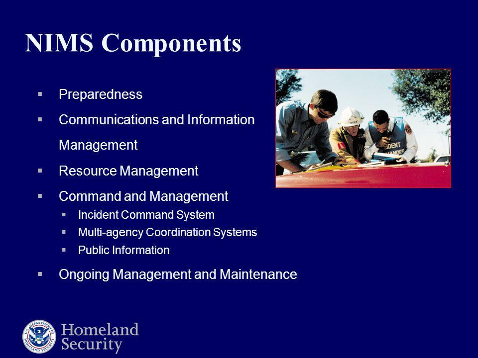 National Incident Management System Ppt Video Online