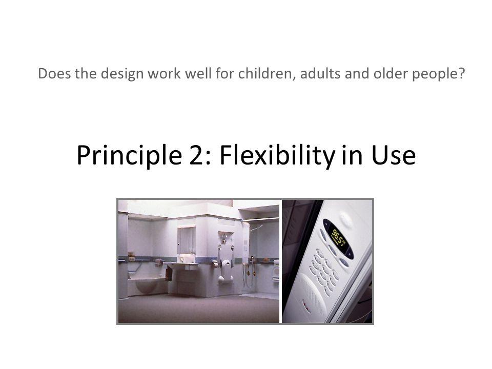 Universal Design The Principles Ppt Download