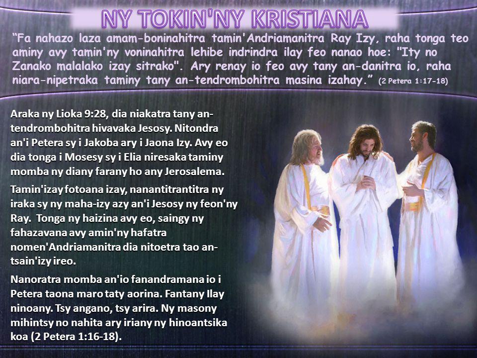 NY TOKIN NY KRISTIANA
