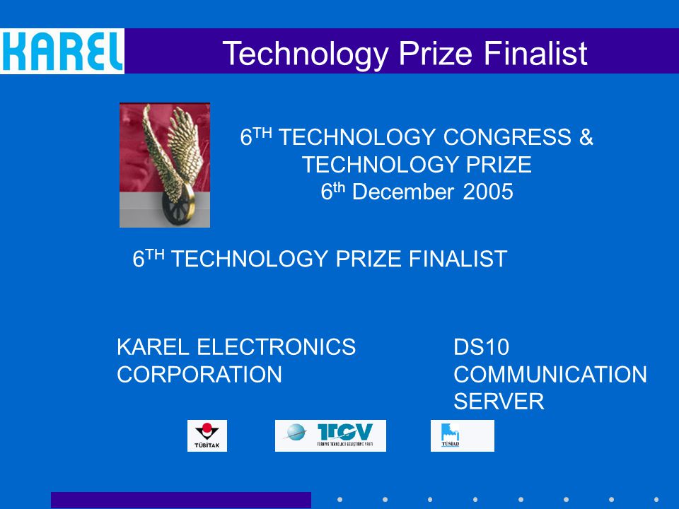 Technology Prize Finalist