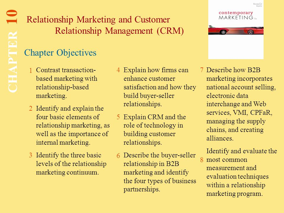 relationship between marketing and project management