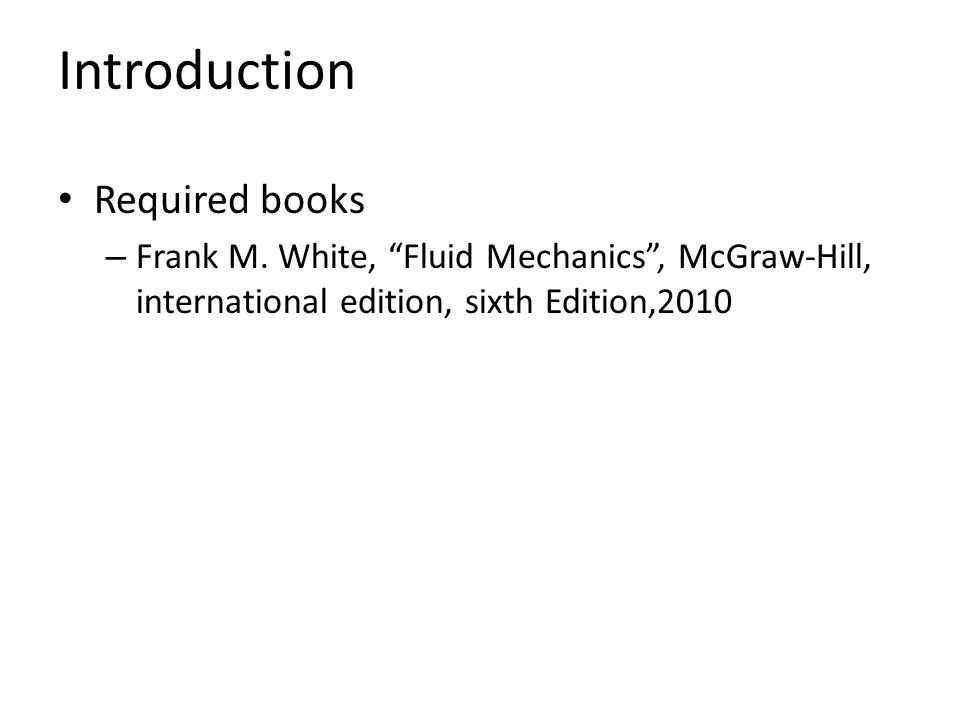 introduction to fluid mechanics 9th edition pdf