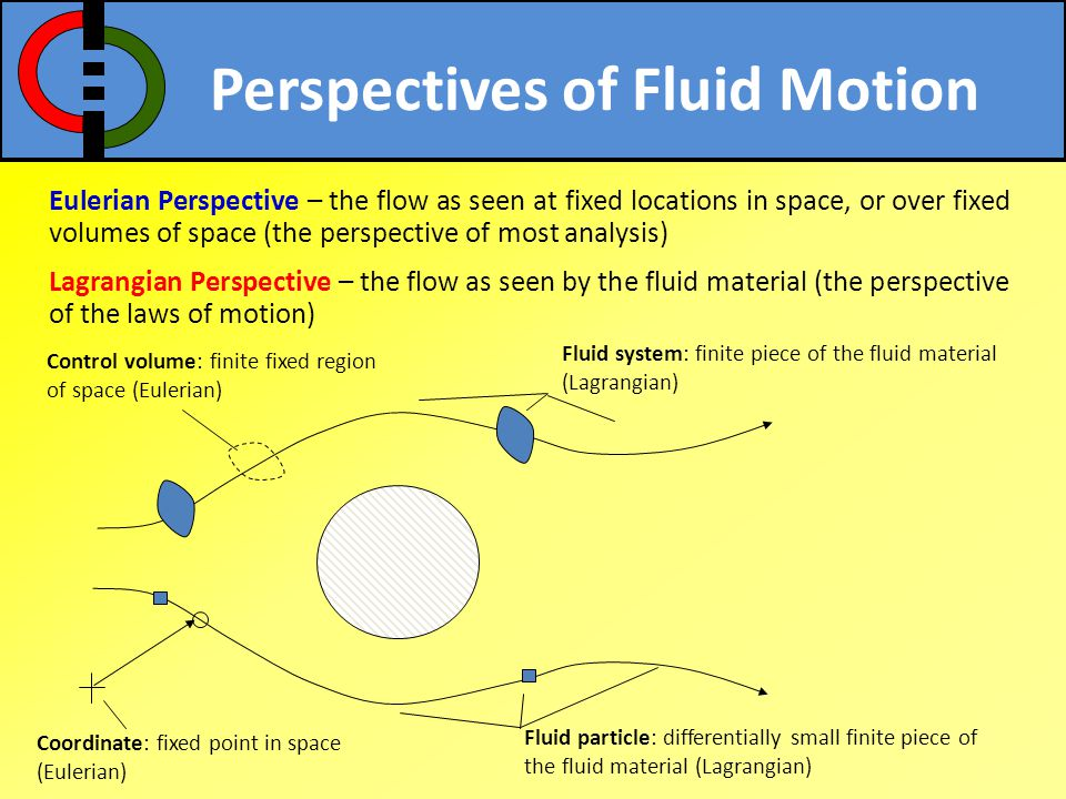 Perspectives of Fluid Motion