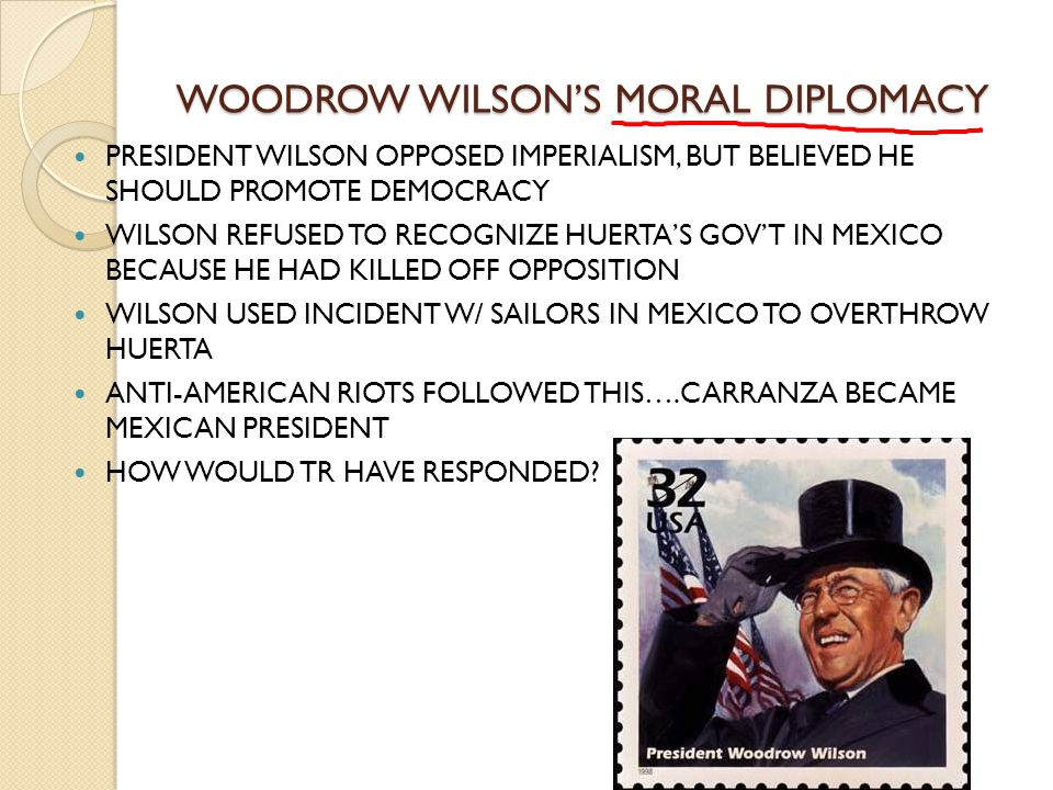 woodrow wilson vs theodore roosevelt Roosevelt vs wilson  but he is actually a throwback to woodrow wilson both in his  john mccain implies that he is a throwback to theodore roosevelt,.
