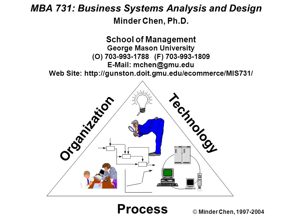 an introduction to the analysis of business systems Requirements analysis document the rad must be written in the language of the customer's domain of business/expertise introduction 11 purpose of the system.