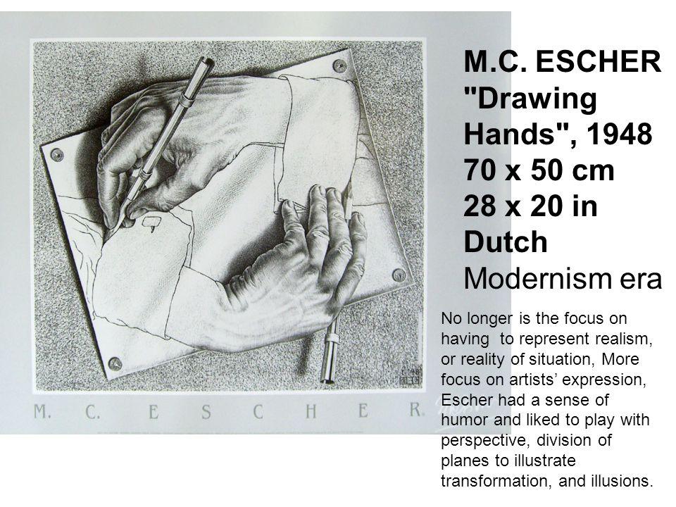 M.C. ESCHER \