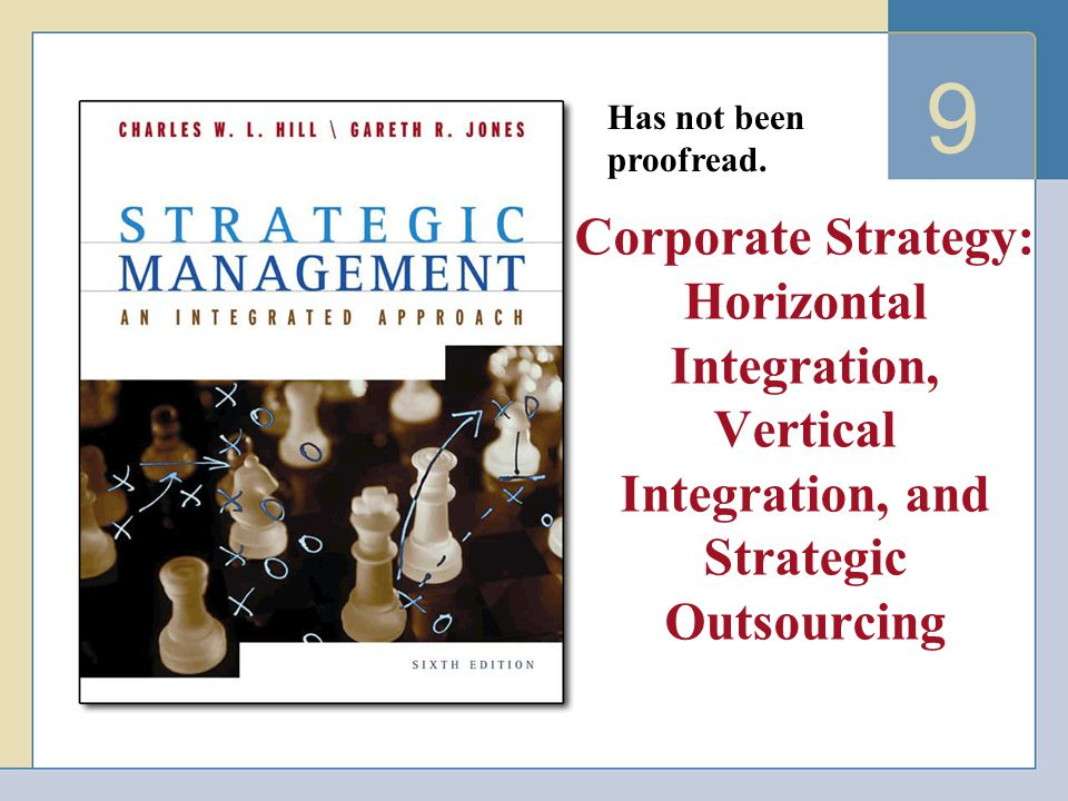 chapter 19 vertical integration and Chapter 19 – the industrial age pages 610 – 627 vertical integration - john d rockefeller - horizontal integration - trust.