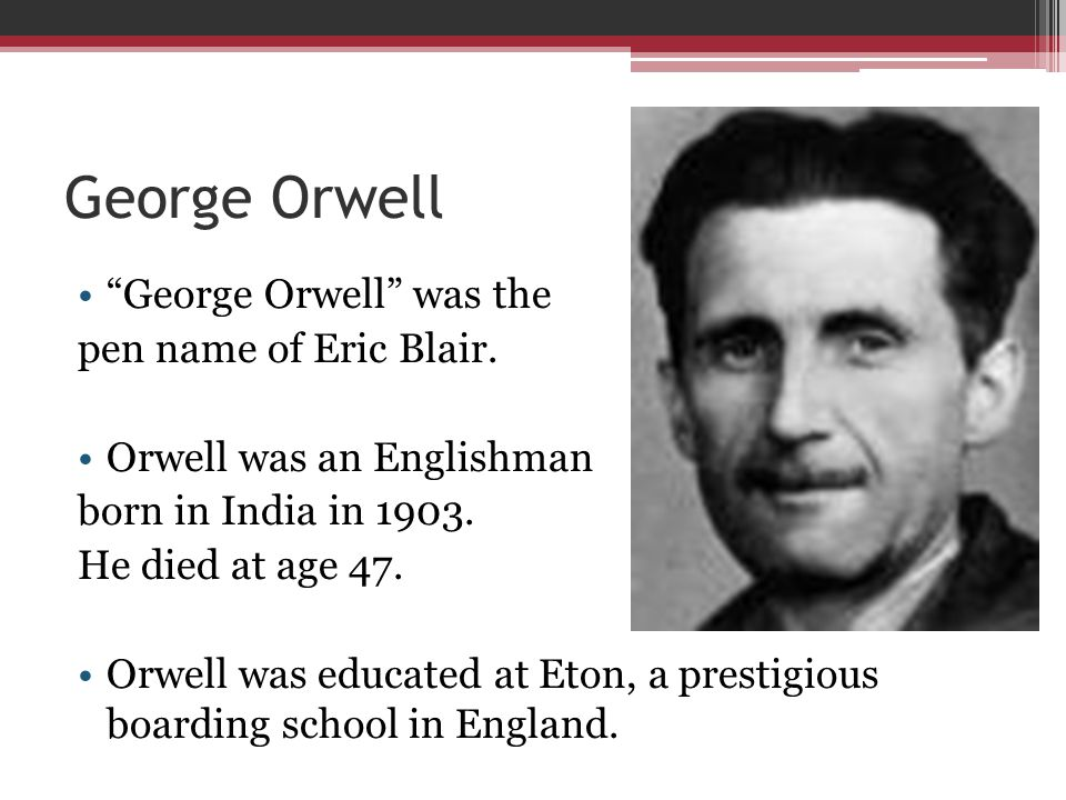 how does george orwell convey his The role of media in the society 1984 by george orwell, his hand takes over and and misleading descriptors that convey subtle but clear messages.