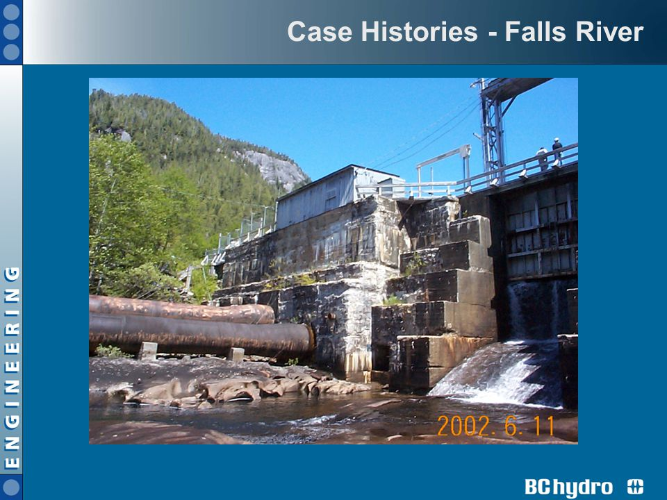 Case Histories - Falls River