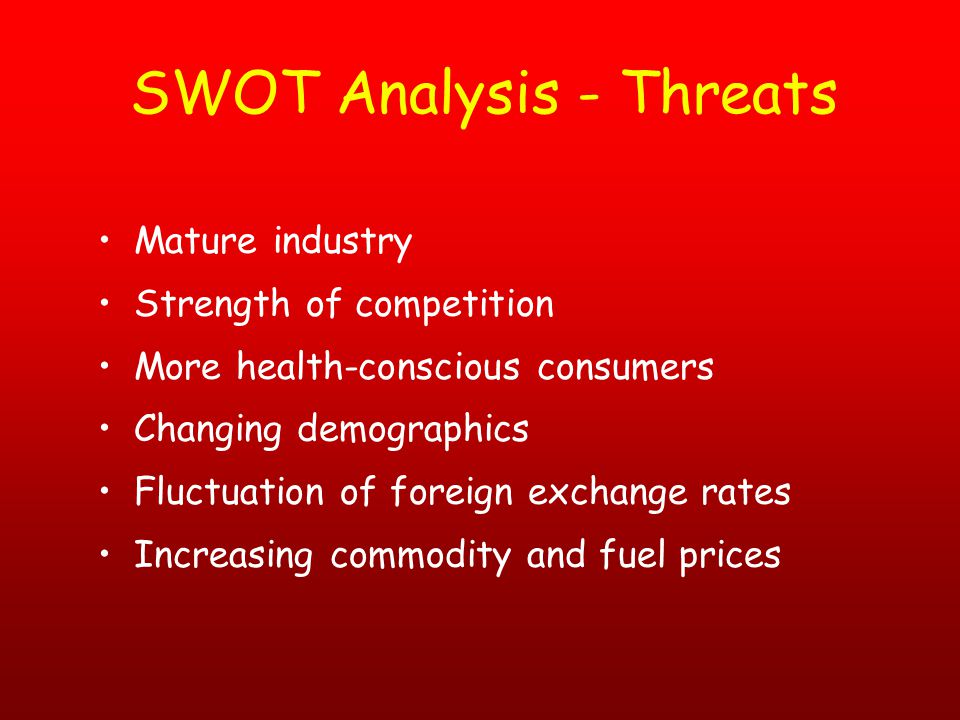 sonic swot analysis Meat substitute market report by 2020 identifying opportunities and drivers by analyzing segments as figure 23 swot analysis of sonic biochem extractions.