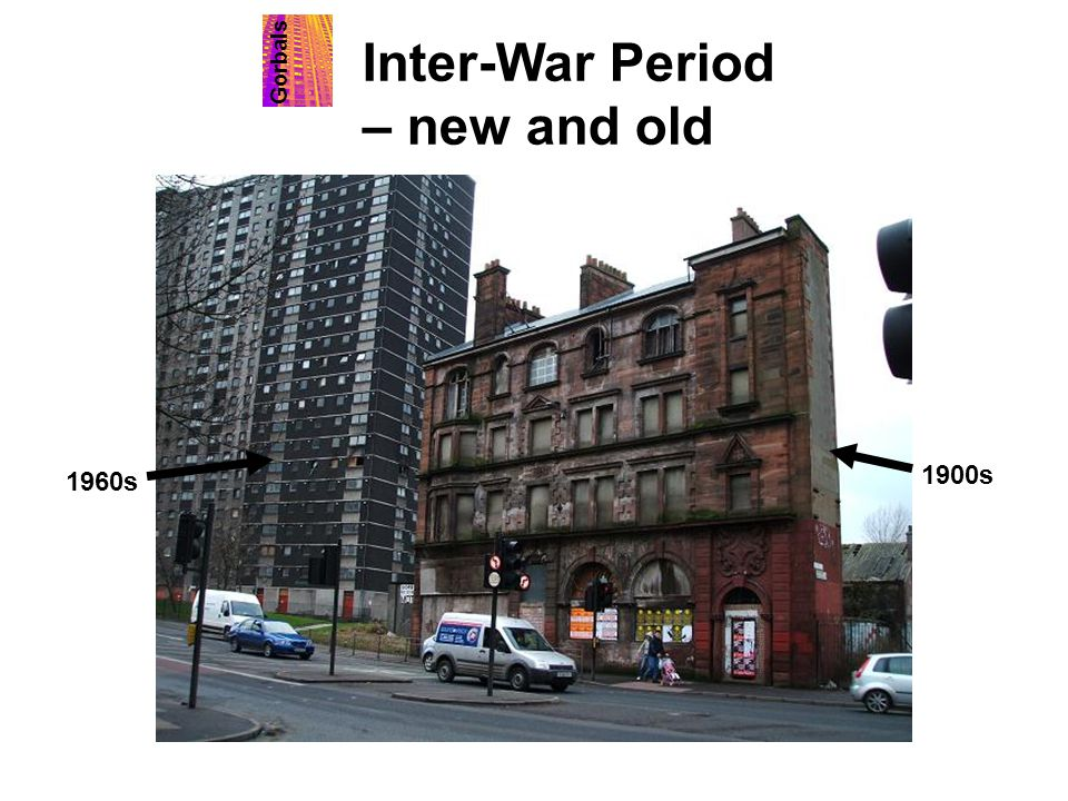 Inter-War Period – new and old