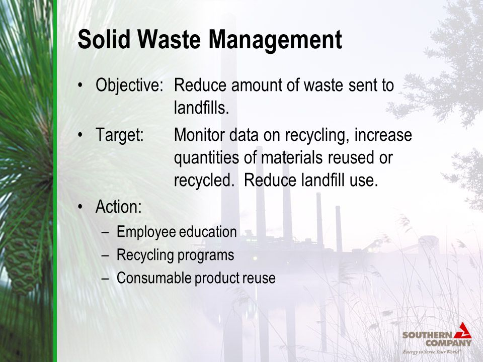 how to use surfactant on solid waste