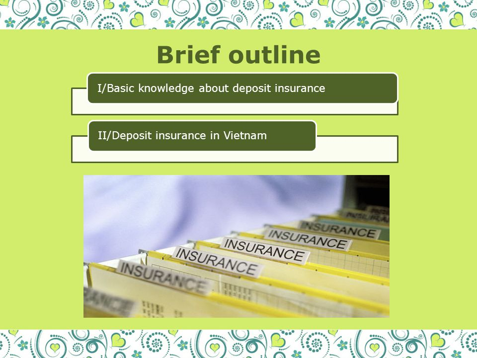 deposit insurance of vietnam Insured deposits in the event that a bank is unable to meet its obligations  5 kdic-ksp mongolia vietnam indonesia tanzania malaysia indonesia nepal.