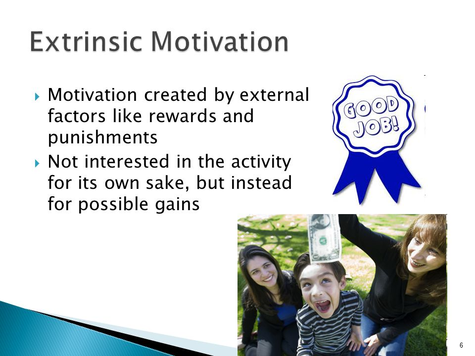 Reward or Punishment: Which is the Better Motivator?