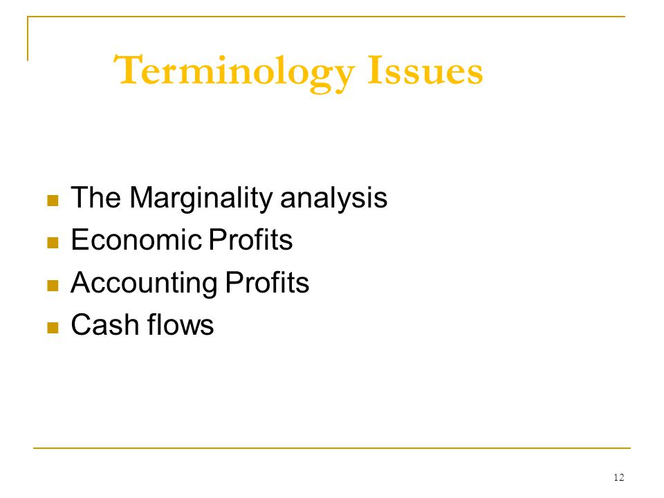 cash flows and cost terminology Start studying finance - 07 topic - capital budgeting: cash flow estimation and risk learn vocabulary, terms, and more with flashcards, games, and other study tools.