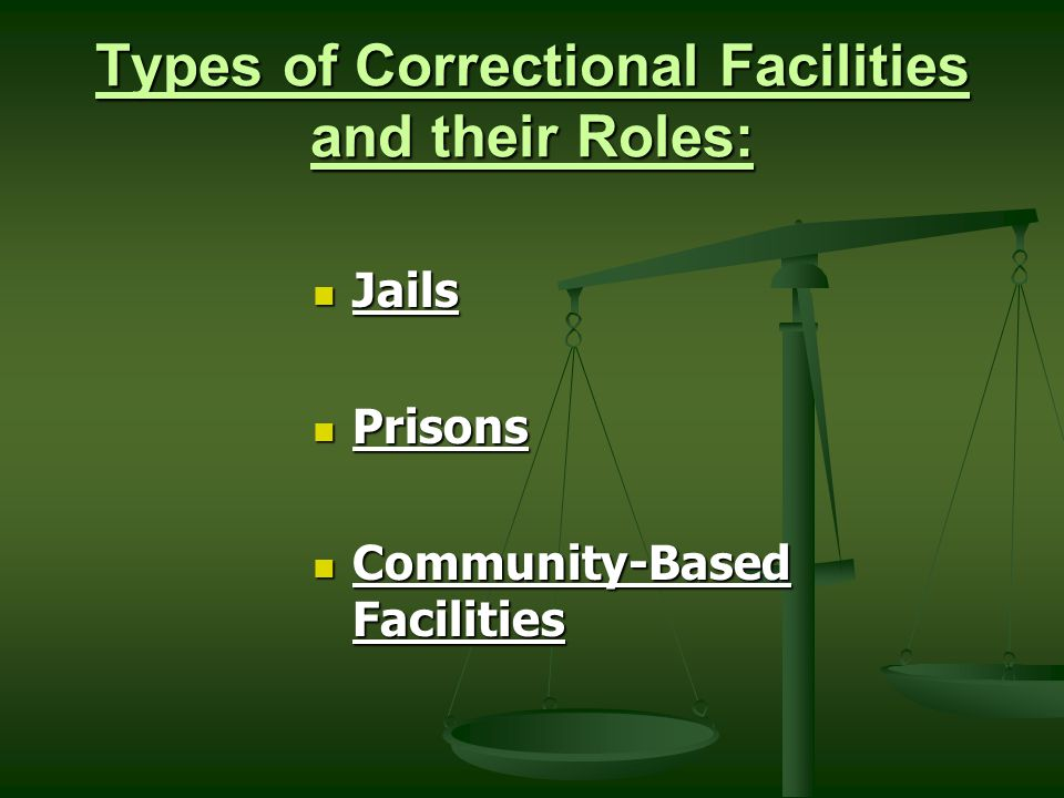 "future correctional philosophies Correctional system (eg, implementation of indeterminate sentenc-  ing  correctional philosophy  break the law in the future—that is, it reduces "" recidivism."